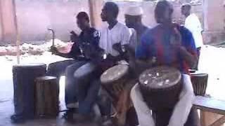Mali Djembe Music: