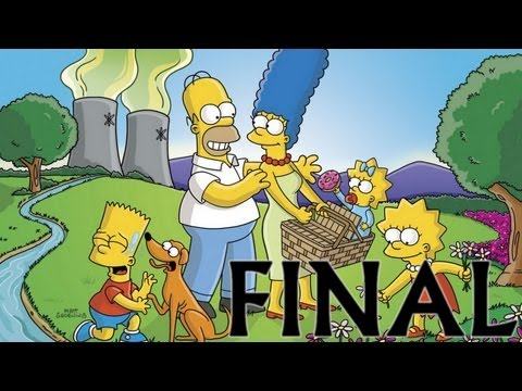 [FR] The Simpsons Hit and Run | Episode Final -  HD