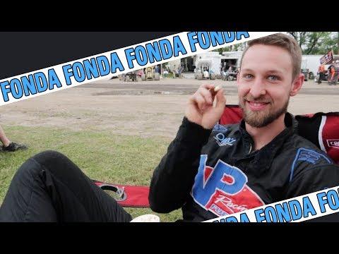 Fonda Speedway With Empire Super Sprints