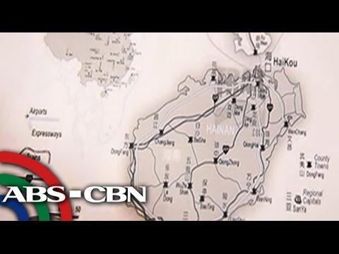 TV Patrol: Mga lumang mapa ng Tsina, iniharap sa korte sa Hague