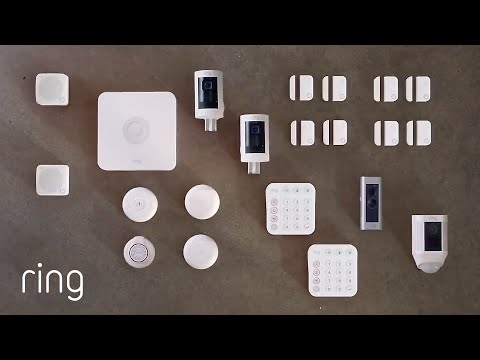 The Power of Whole-Home Security Packed Into an Affordable Security System | Ring Alarm