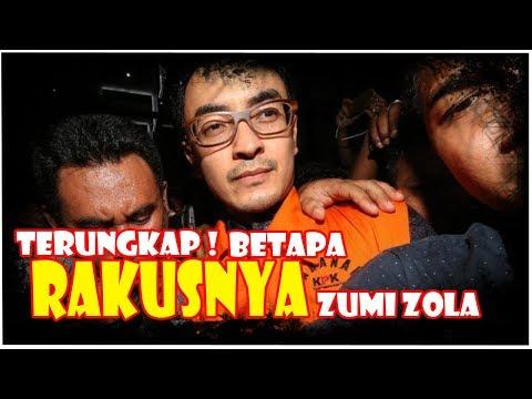 Terungkap Di Persidangan, Rakusnya Zumi Zola, Eks Kader PAN Tersangka Korupsi!