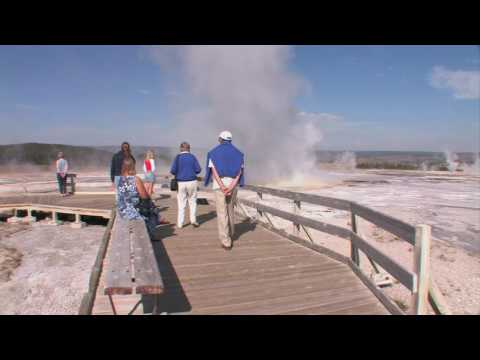 What makes Yellowstone's Geysers blow? | Daily Planet