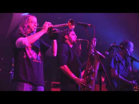 The Budos Band 11/14/14 Live Oak, FL @ Bear Creek Music Festival