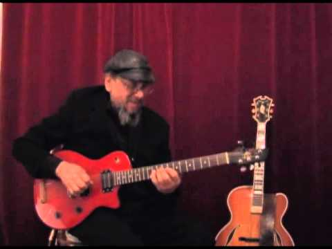 Donna Lee Baritone Guitar.flv