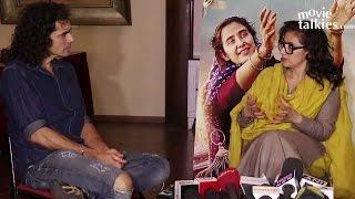 Imtiaz Ali In A Candid Conversation With Manisha Koirala For Dear Maya