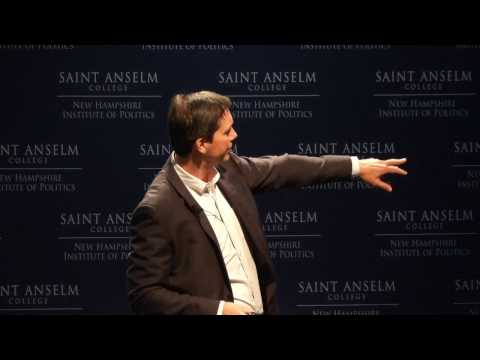 2016 Leadership Summit - Richard Reeves, Brookings Institution