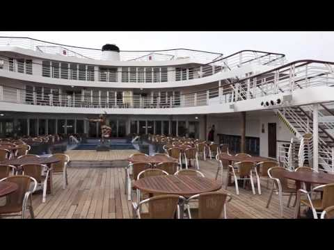 Marco Polo Cruise Ship Tour by Cruises from Bristol's Miles Morgan
