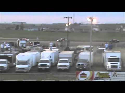 Stock Cars Sioux Speedway June 28th