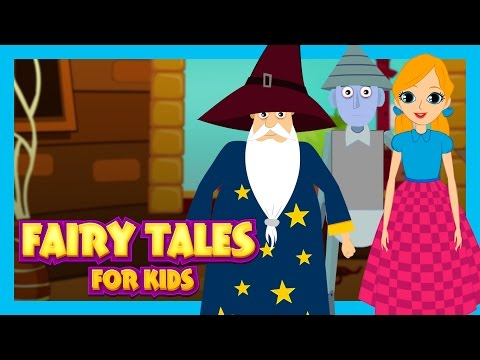 Fairy Tales For Kids - Best English Fairy Tales And Bedtime Story Compilation For Children