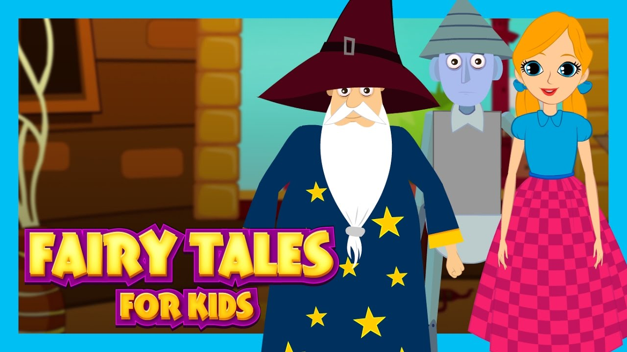 5 Reasons why fairy tales are good for children