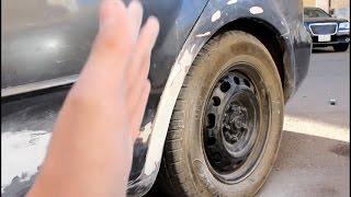 #2 سمكرة الصدمات !! ورش السيارة كاملة مطفي بنفسك !!(الجزء الثاني )