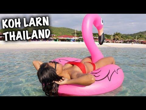 THAILAND ISLAND TOUR - PATTAYA TO KOH LARN