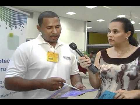Wintel Press Meeting 4th_8th May 2011 on the ICT Trade Show in Suriname.mp4
