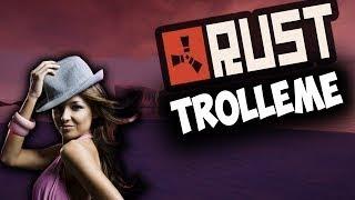 Rust | Kız Oyuncuyu Çıldırtmak