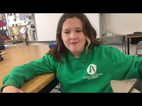 Seatack Elementary An Achievable Dream Academy with Garden Breakfast Club Interview