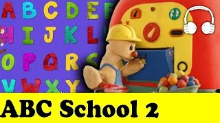 abc school 2   play to clay with james play doh class muffin songs