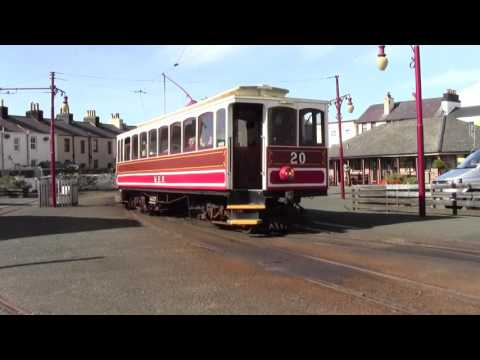 Isle of Man Railways September 2016