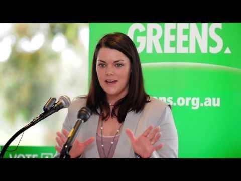 Sarah Hanson-Young (Australia's Dumbest Politician)