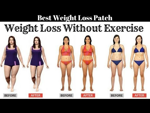 Best Weight Loss Patch   Weight Loss Without Exercise