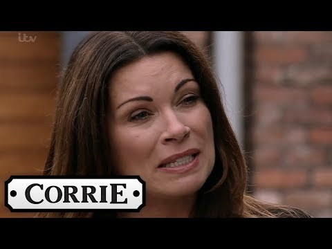 Coronation Street - Carla Is Furious With Peter's Attempt To Play Hero