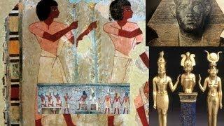 ANCIENT EGYPT PEOPLE SECRETS RACE  REVEALED ISAIAH 19:25
