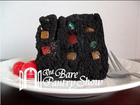 Belizean Black Cake Recipe