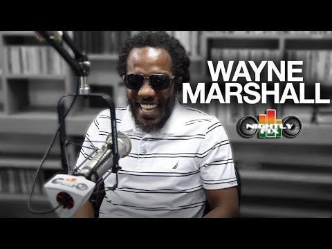 Wayne Marshall talks return to music, past Alliance days, new collab w/ Bugle & more