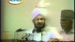 (Urdu) Friday Sermon 20th April 1984 Jihad against Hypocrisy