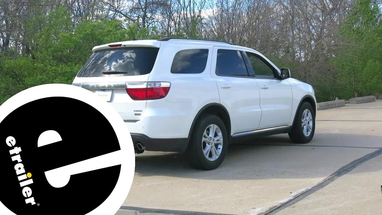 Best 2011 Dodge Durango Custom Fit Vehicle Wiring Options Etrailer Trailer Hitch Diagram Etrailerc