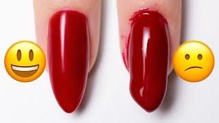 Jak IDEALNIE pomalować paznokcie i nie zalać skórek? ✋