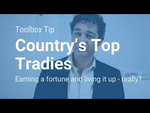 Top Trade Jobs In Australia Earning A Fortune And Living It Up - Really?