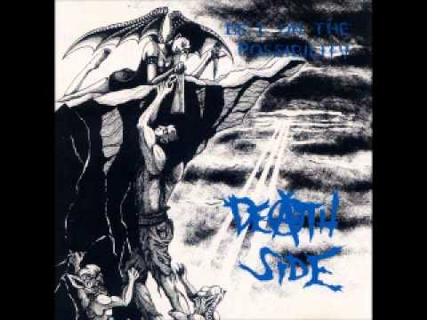 Death Side - Bet On The Possibility LP