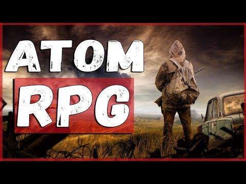 "ОБЗОР ""ATOM RPG"" - S.T.A.L.K.E.R. В МИНИАТЮРЕ / ЧТО ТАКОЕ ATOM RPG?"