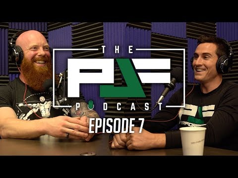 007: Stanford Strength Coach Corey Schlesinger- The PJF Podcast