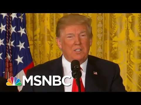 Too Little Too Late: Donald Trump Reverses Course After Family Separation Outcry | Deadline | MSNBC