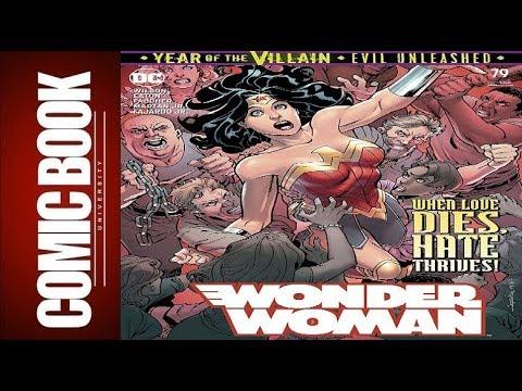 Wonder Woman #79 | COMIC BOOK UNIVERSITY