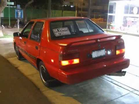 Hyundai Excell 88 - YouTube