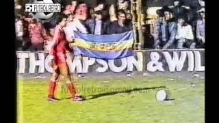 Boca Jrs 3 vs Argentinos Jrs 4 Nacional 1980 FUTBOL RETRO TV