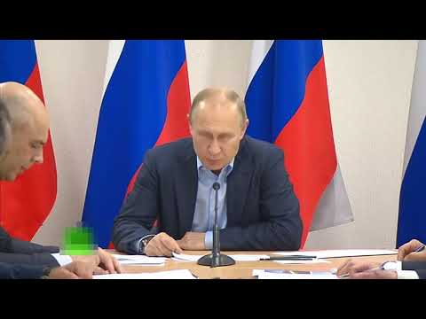 сказочный Путин всея сказочной России