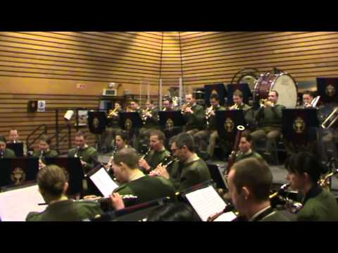 Welsh Guards Band - Beethovens 5th - IV Allegro