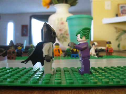 LEGO BATMAN VS JOKER AND BANE - YouTube