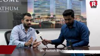 Realty media :- Expert Opinion with Mr. Ashish Bhutani (MD Bhutani Group), Alphathum Noida