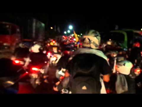 PSHT Nyekar 05-11- Berujung Bentrok di Kawasan IKSPI