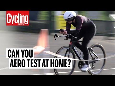 Can You Aero test at Home using an Aero Sensor? | Cycling Weekly