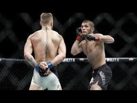 Mcgregor Khabib Fight