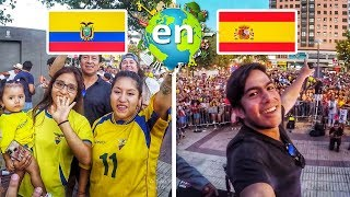 Ecuatorianos por el MUNDO #1 | España