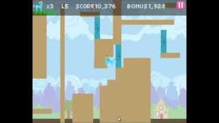 Let's Play Flash Games: Adventure Ponies Part 2 - Rainbow Dash