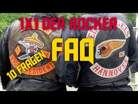 Das große 1%er Rocker FAQ| Die 10 häufigsten fragen beantwortet| Bandidos | Hells Angels