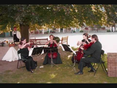 Wedding March - Mendelssohn - Diamond String Quartet